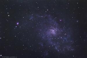 M33 Pinwheel Galaxy
